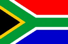 SOUTH AFRICA - 5 X 3 FLAG